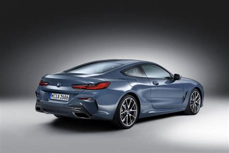 Bmw 8 Series Coupe Photo by 2019 Bmw 8 Series Coupe Revealed Drive Au