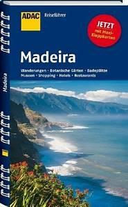 Adac Straßenkarte Madeira : adac reisef hrer madeira von daniela schetar friedrich ~ Jslefanu.com Haus und Dekorationen
