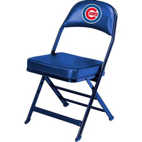 chicago cubs personalized locker room chair mlb shop