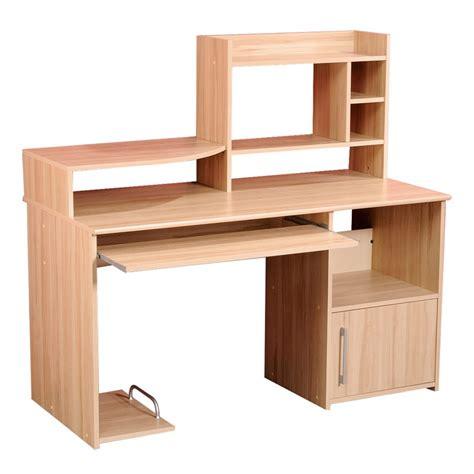 bureau bois clair bureau enfant quot quot bois clair