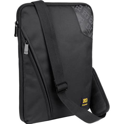 zip sling bag ruggard 11 quot notebook sling bag sb 11b b h photo