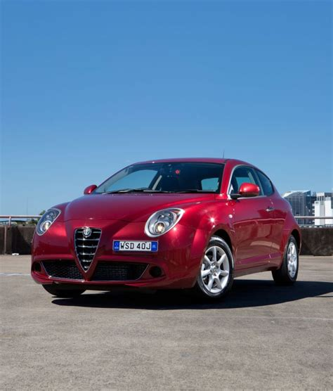 Alfa Romeo Price Range by 2014 Alfa Romeo Mito 3 Dr Hatch Range Goauto Our Opinion