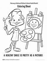 Coloring Pages Poetry Health Month Getcolorings Printable Getdrawings sketch template