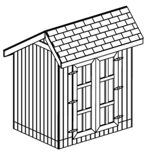 6x8 saltbox shed plans custom saltbox shed plans 6 x 8 shed detailed building