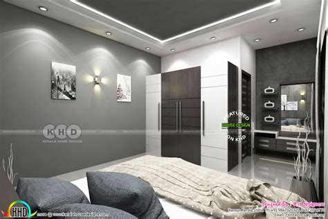 Interior designers always notice these bedroom decorating mistakes. Master bedroom interior in stunning black and white look ...