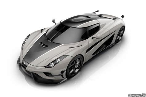 Koenigsegg Shows Off Aero Package For The Regera In New