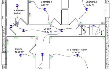 plan electrique chambre electricité archives