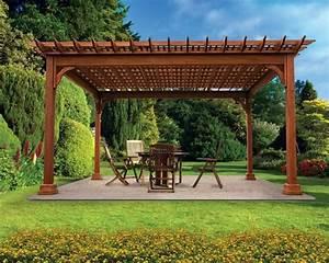Fabriquer Pergola Bois : fabriquer sa pergola en bois ~ Preciouscoupons.com Idées de Décoration