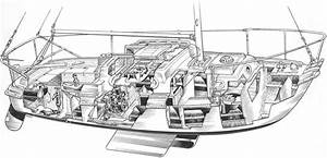 Ship Cutaway Diagram