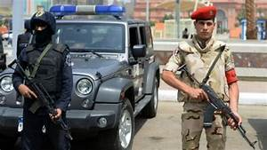 Police officer and soldier shot dead in Cairo suburb ...