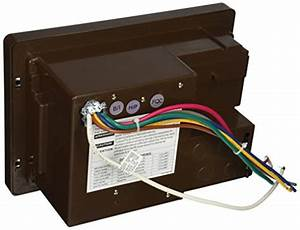 Wfco Wf-8735-p Brown 35 Amp Power Center