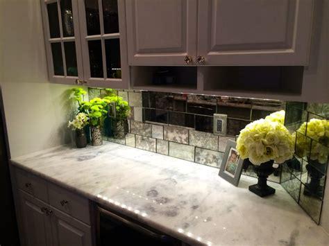 vintage style kitchen tiles antique mirror tiles kitchen backsplash update builders 6874