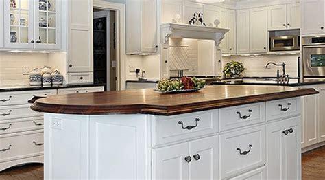 comptoir de cuisine en bois cuisine rl