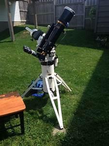 William Optics Zenithstar 110 Setup To View The Aug 21