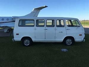 1969 Chevrolet 108 Van With 307 V