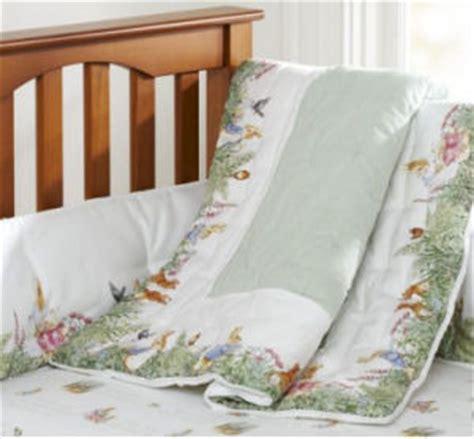 beatrix potter nursery bedding rabbit nursery
