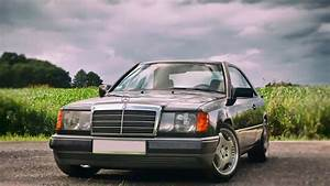 Mercedes-benz W124 Coupe C124 - 300ce-24    1991