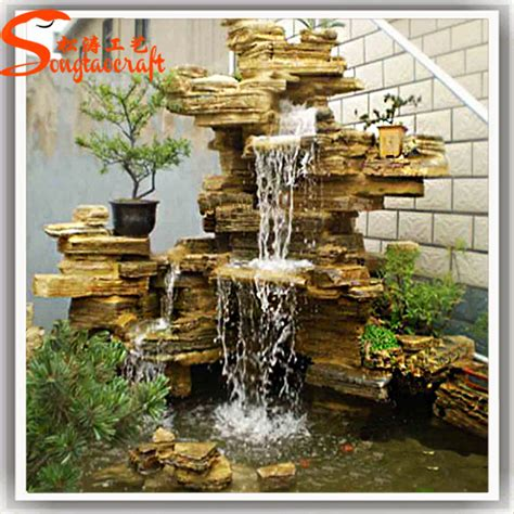 special supply indoor waterfalls for homes waterscape