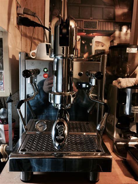 strega espresso my favorite espresso machine custom bezzera strega