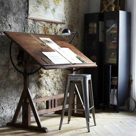 bureau type industriel idées de décoration d 39 un bureau style industriel