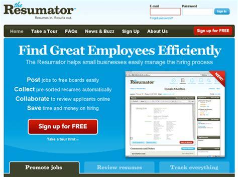 resumator competitors 28 images resume exles food