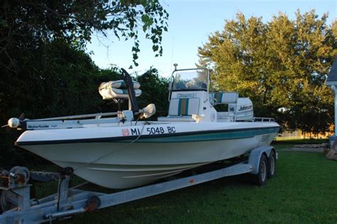 Used Sportsman Boats For Sale In Sc by 1998 Chion Bay Boat Bay Boat For Sale In New Orleans