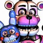 Fnaf C4d Freddy Funtime Icon Cn V2