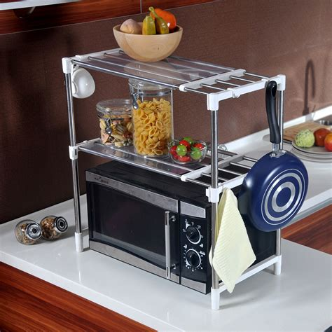 Wholesale Kitchen Accessories New Shelf To Microwave Oven