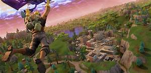 Fortnite Battle Royale Berarbeitet Die Map Bringt Neue