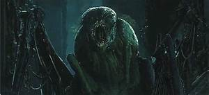 maze runner - Do the Grievers in the movie match the ...