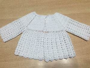 tuto facile brassiere veste bb au crochet youtube With robe au crochet facile