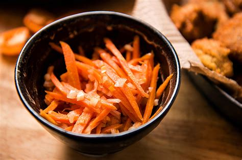 spicy pickled carrots recipe nyt cooking