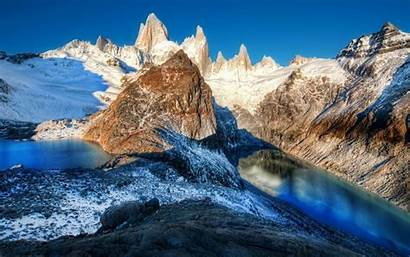 Windows Hdr River Desktop Wallpapers Backgrounds Mountain