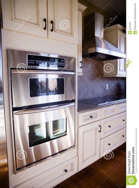 cuisine de luxe beaux appareils de cuisine de luxe image stock image