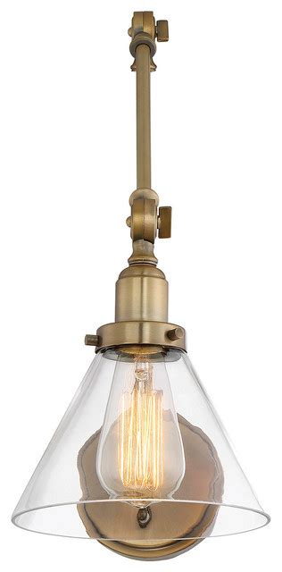 savoy house 1 light adjustable sconce traditional