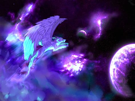 Galaxy Animal Wallpaper - galaxy wolf wallpaper
