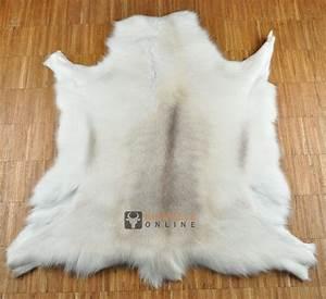 Weiße Kissenbezüge 40x40 : rentierfell grau weiss 110 x 100 cm kuhfelle online nomad ~ Markanthonyermac.com Haus und Dekorationen
