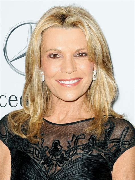 vanna white biography celebrity facts  awards tv guide