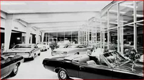 frank gillman pontiac dealership showroom houston