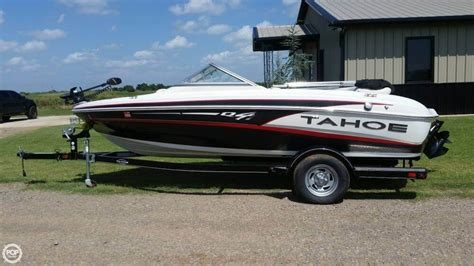 Tahoe Boats For Sale In Oklahoma by Used Tahoe Q4i Boats For Sale Boats