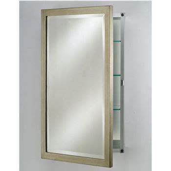 afina frameless medicine cabinet medicine cabinets framed cabinets by afina
