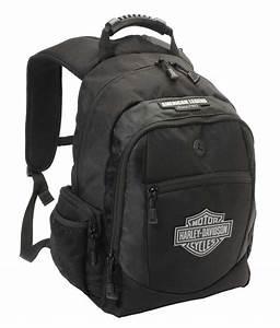 Harley Davidson Rucksack Wasserdicht : harley davidson men 39 s classic bar sheild backpack black ~ Jslefanu.com Haus und Dekorationen