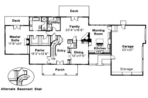 two colonial house plans colonial floor plans two colonial floor plans