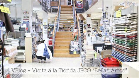 VBlog Visita a la Tienda Jeco (Madrid) YouTube