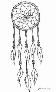 dream catcher tattoo outline idea tattoos pinterest With dreamcatcher tattoo template