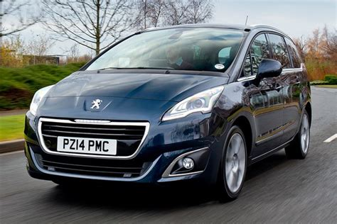 used peugeot prices peugeot 5008 estate from 2010 used prices parkers