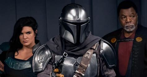 First Look Images From Star Wars THE MANDALORIAN Season 2