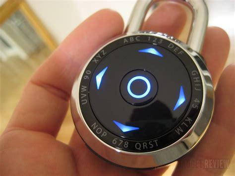 digital master masterlock dialspeed 1500edbx padlock review gadget review