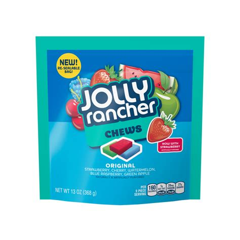 jolly rancher fruit chews candy
