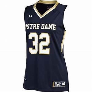 University of Notre Dame Women's No. 32 Replica Basketball ...